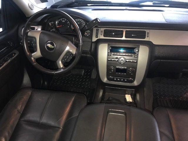 2013 Chevrolet Silverado 2500HD 4WD Extended Cab Standard Box LTZ - 17201598 - 9