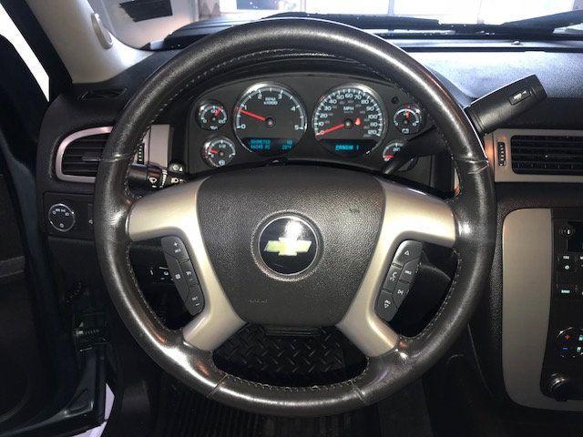 2013 Chevrolet Silverado 2500HD 4WD Extended Cab Standard Box LTZ - 17201598 - 10
