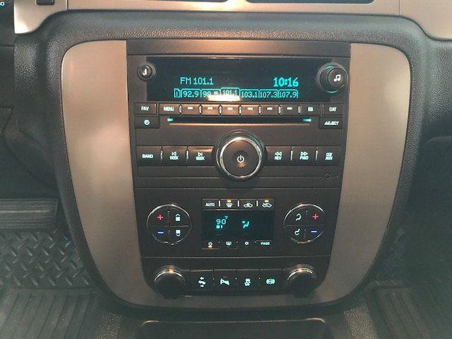 2013 Chevrolet Silverado 2500HD 4WD Extended Cab Standard Box LTZ - 17201598 - 11