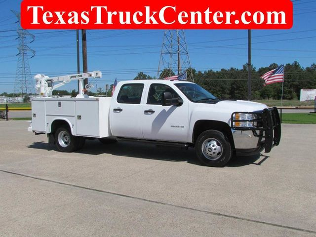 Dealer Video - 2013 Chevrolet Silverado 3500 Mechanics Service Truck 4x4 - 14931586