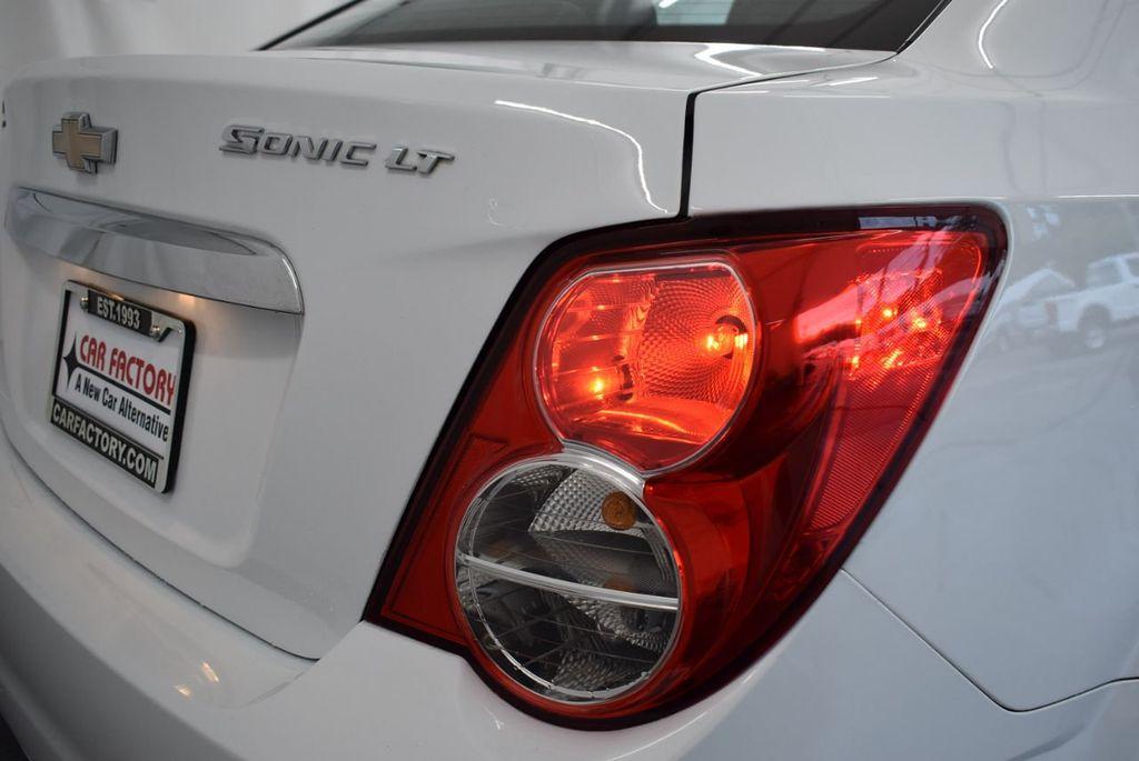 2013 Chevrolet Sonic 4dr Sedan Automatic LT - 18246519 - 1