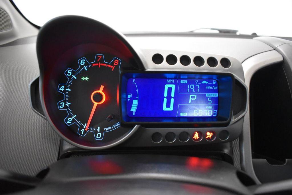 2013 Chevrolet Sonic 4dr Sedan Automatic LT - 18246519 - 21
