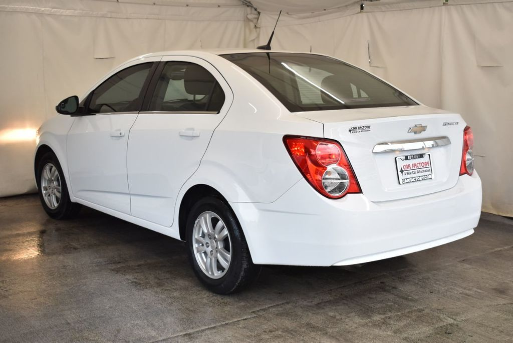 2013 Used Chevrolet Sonic 4dr Sedan Automatic Lt At Car Factory