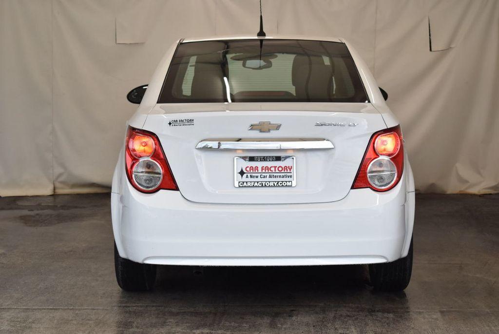 2013 Chevrolet Sonic 4dr Sedan Automatic LT - 18246519 - 7