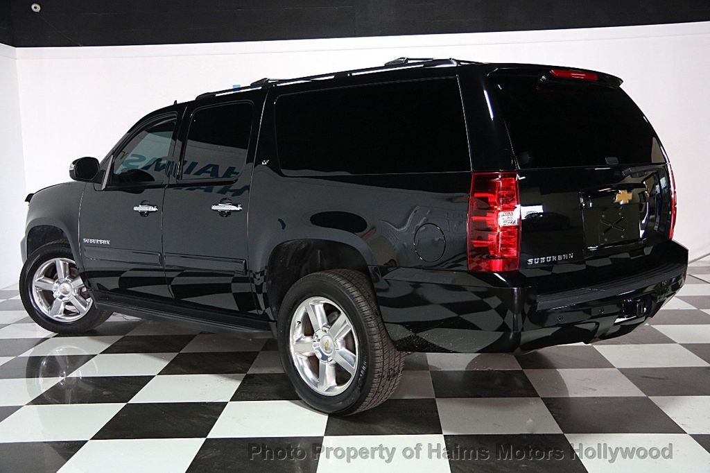 2013 used chevrolet suburban lt at haims motors serving fort lauderdale hollywood miami fl. Black Bedroom Furniture Sets. Home Design Ideas