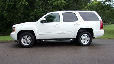 2013 Chevrolet Tahoe 4WD LT Z71 - Click to see full-size photo viewer