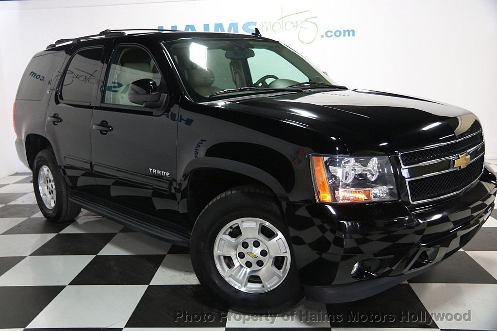 Chevy Dealer Miami >> 2013 Used Chevrolet Tahoe LT at Haims Motors Serving Fort Lauderdale, Hollywood, Miami, FL, IID ...