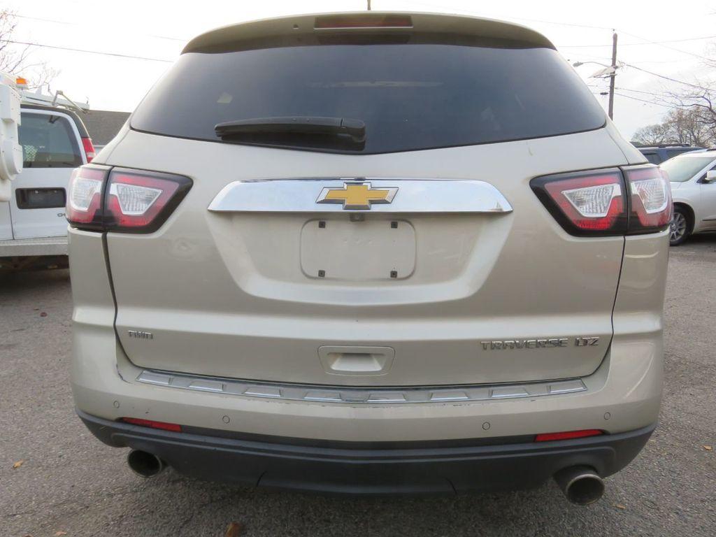 2013 Chevrolet Traverse AWD / LTZ - 20446553 - 18