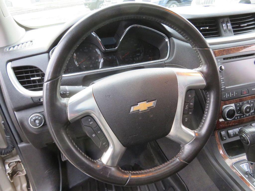 2013 Chevrolet Traverse AWD / LTZ - 20446553 - 33