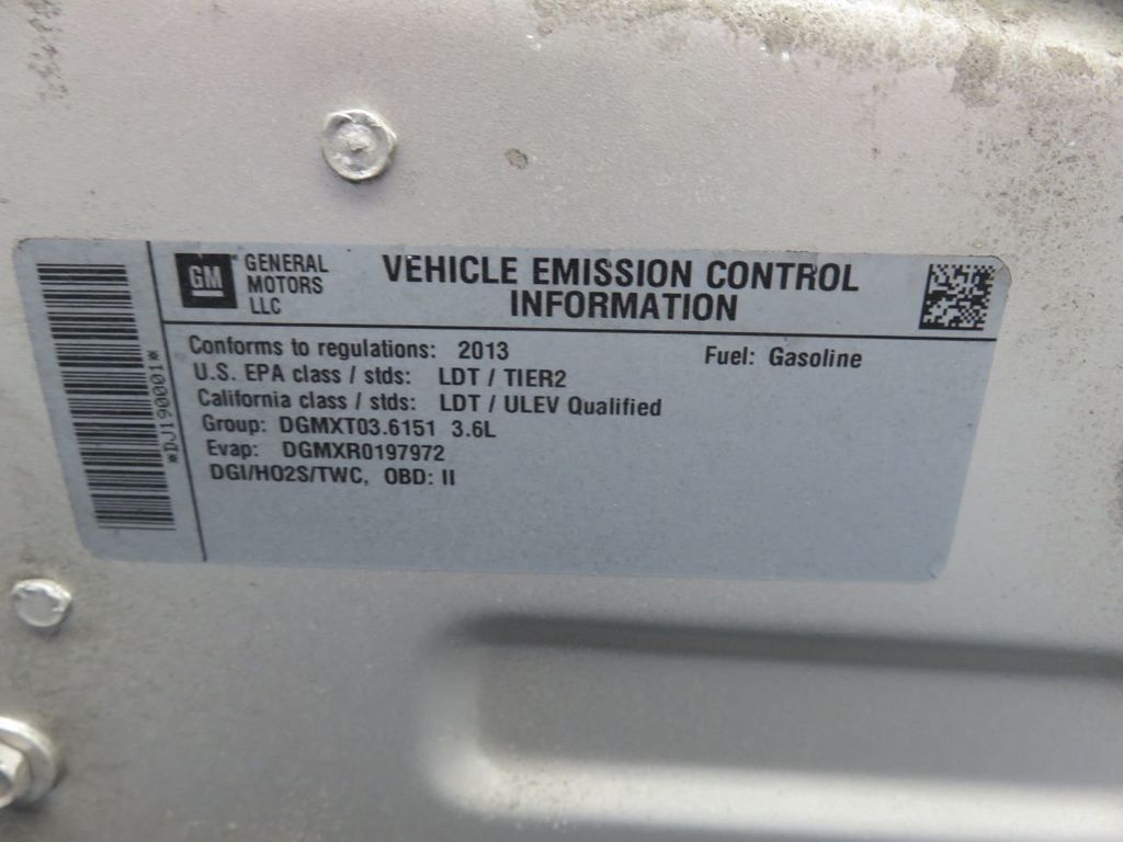 2013 Chevrolet Traverse AWD / LTZ - 20446553 - 57