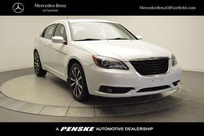 2013 Chrysler 200 4dr Sedan Limited