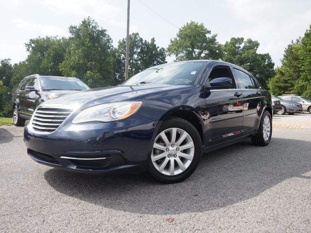 2013 Chrysler 200 4dr Sedan Touring Sedan - 1C3CCBBB7DN714543 - 0