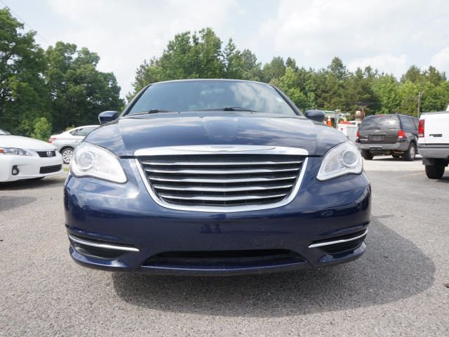 2013 Chrysler 200 4dr Sedan Touring Sedan - 1C3CCBBB7DN714543 - 1