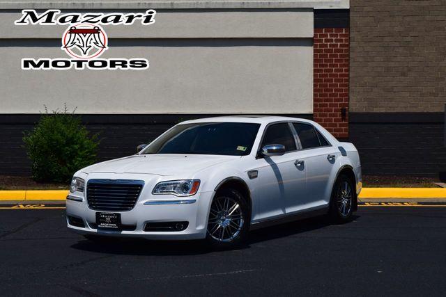 2013 Chrysler 300 4dr Sedan 300C John Varvatos Limited Edition RWD