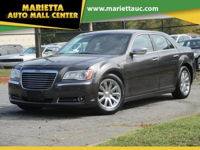 2013 Chrysler 300 4dr Sedan 300C RWD