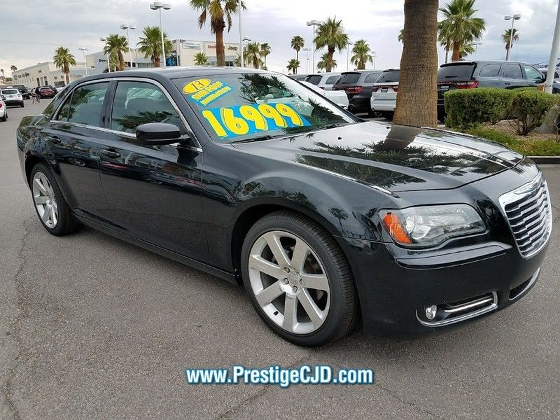 2013 Chrysler 300 4dr Sedan 300S RWD - 16778808 - 2