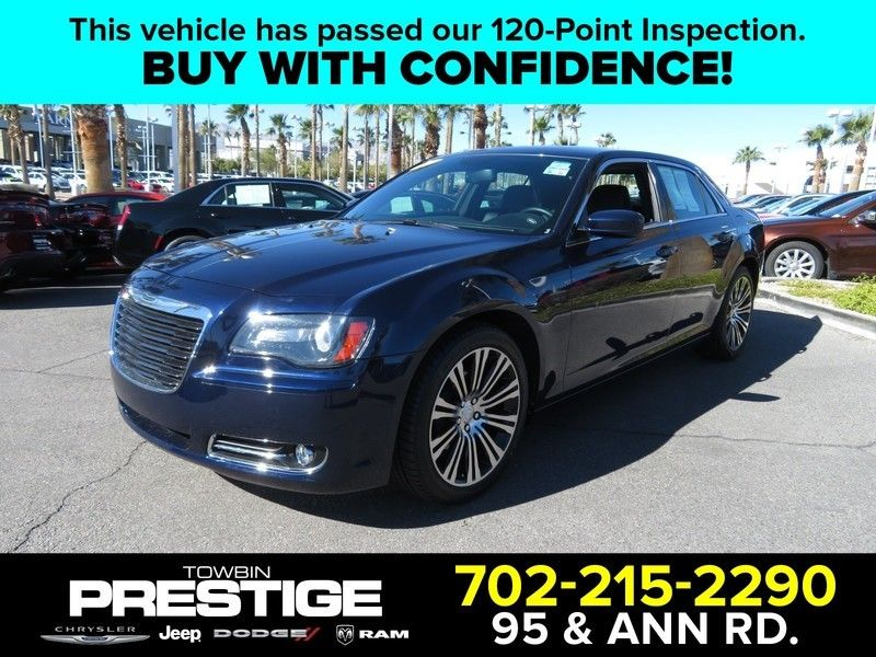 2013 Chrysler 300 4dr Sedan 300S RWD - 17311386 - 0