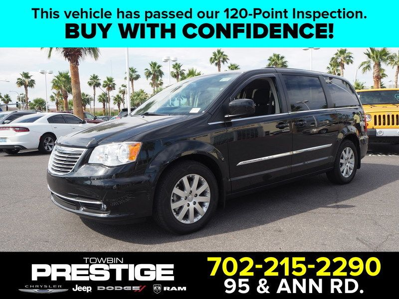 2013 Chrysler Town & Country 4dr Wagon Touring - 17661520 - 0