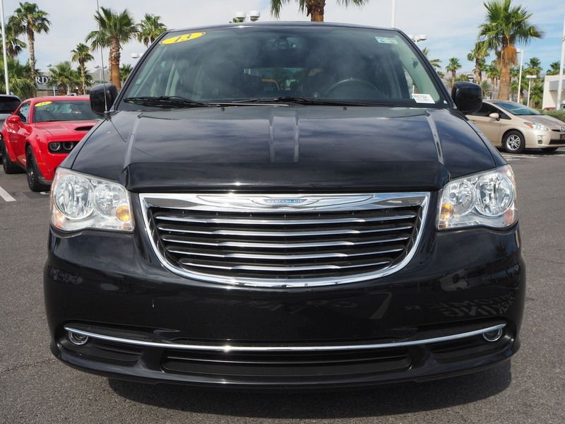 2013 Chrysler Town & Country 4dr Wagon Touring - 17661520 - 1