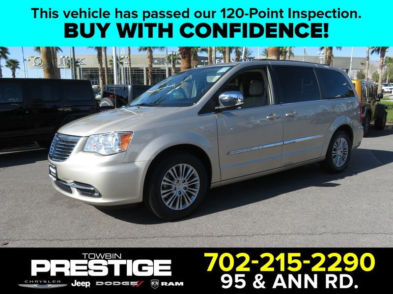 2013 Chrysler Town & Country 4dr Wagon Touring-L - 17638490 - 0