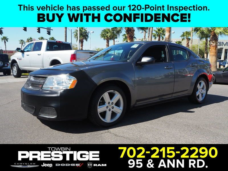 2013 Dodge Avenger 4dr Sedan SE - 17660336 - 0