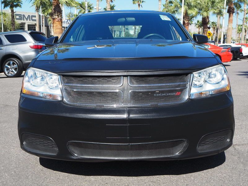 2013 Dodge Avenger 4dr Sedan SE - 17660336 - 1