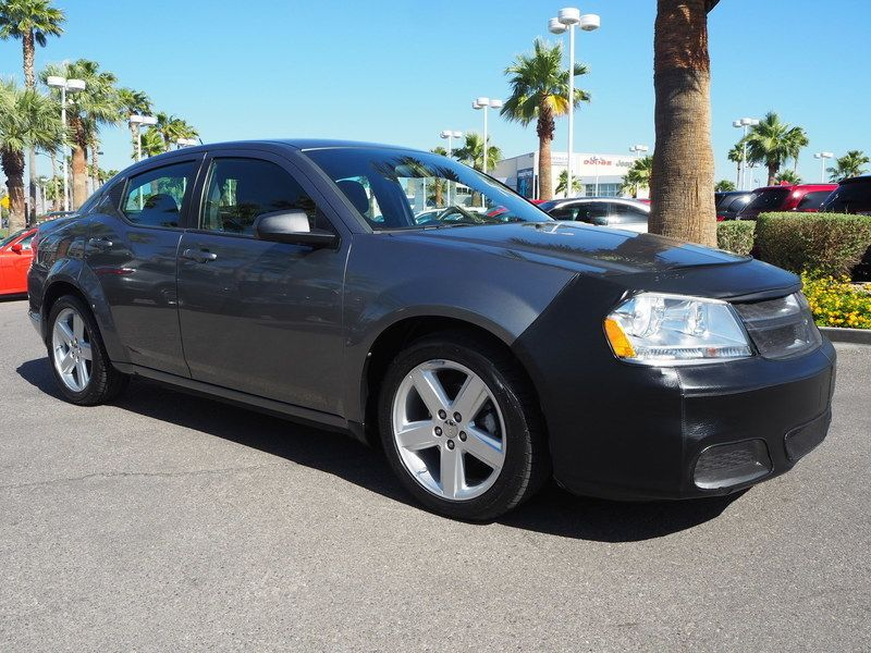 2013 Dodge Avenger 4dr Sedan SE - 17660336 - 2