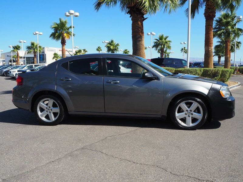 2013 Dodge Avenger 4dr Sedan SE - 17660336 - 3