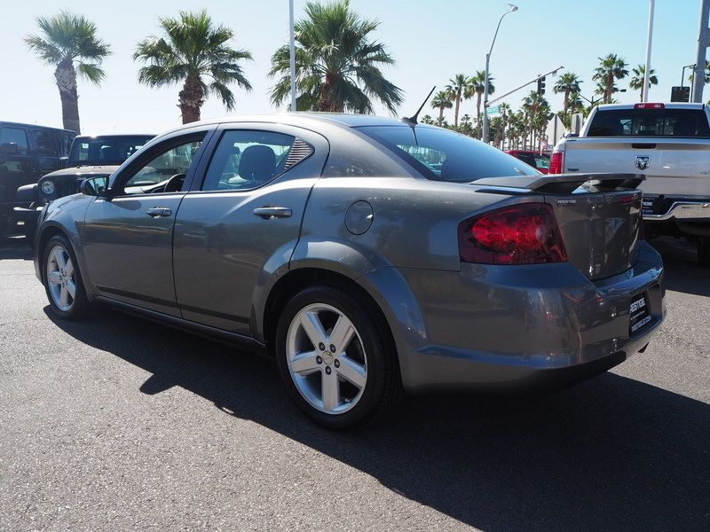 2013 Dodge Avenger 4dr Sedan SE - 17660336 - 8
