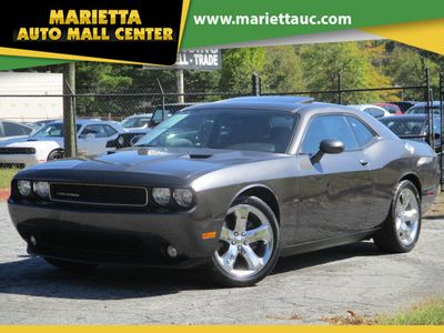 2013 Dodge Challenger 2dr Coupe SXT Plus