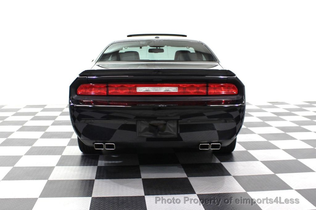 2013 Dodge Challenger CERTIFIED CHALLENGER R/T CLASSIC SUNROOF XENONS NAV - 18086122 - 18