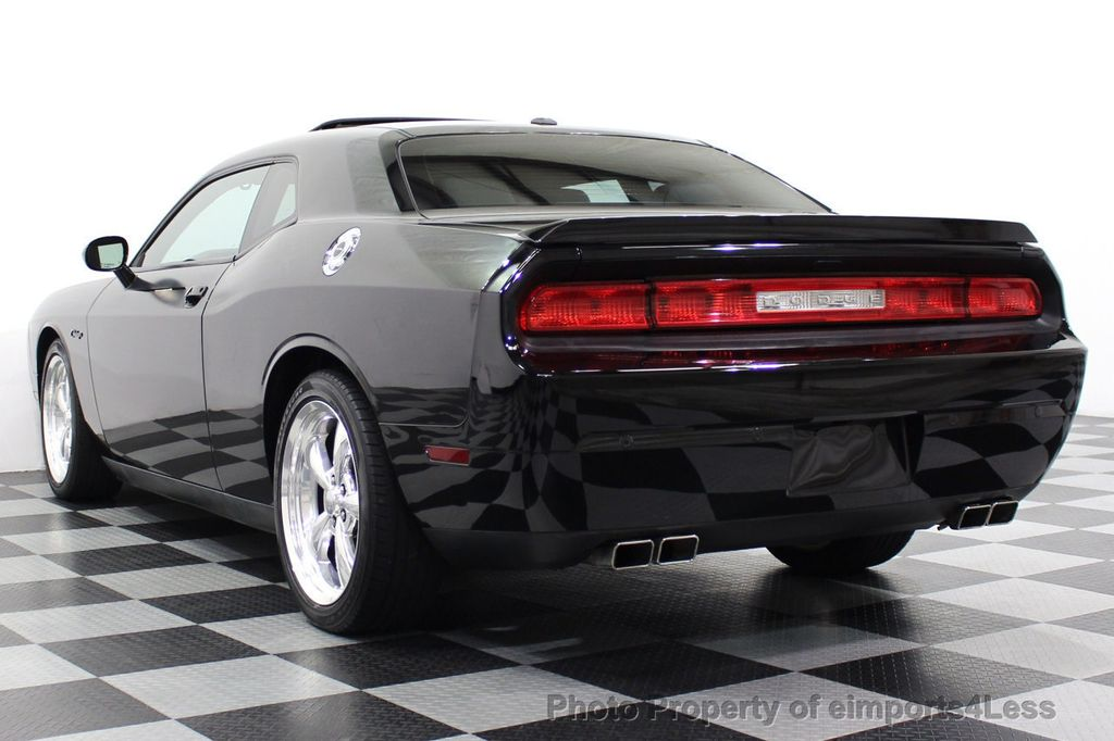 2013 Dodge Challenger CERTIFIED CHALLENGER R/T CLASSIC SUNROOF XENONS NAV - 18086122 - 33