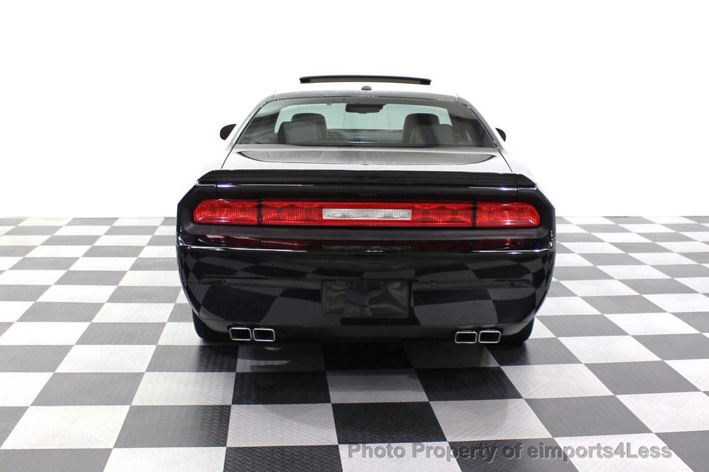2013 Dodge Challenger CERTIFIED CHALLENGER R/T CLASSIC SUNROOF XENONS NAV - 18086122 - 34