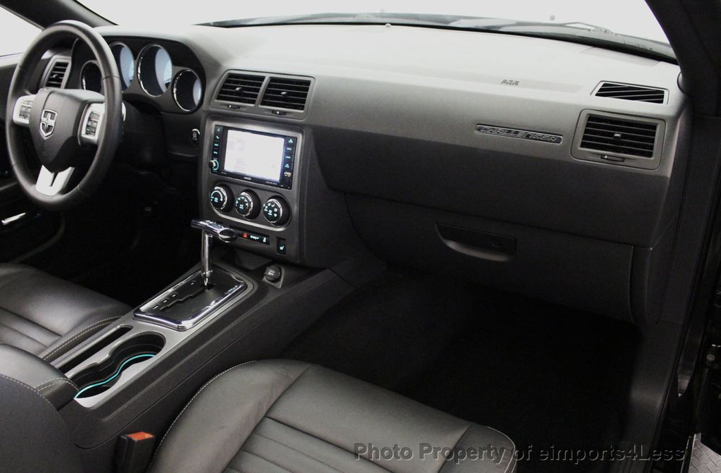 2013 Dodge Challenger CERTIFIED CHALLENGER R/T CLASSIC SUNROOF XENONS NAV - 18086122 - 39