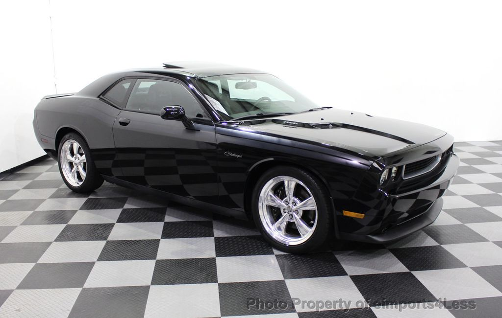 2013 Dodge Challenger CERTIFIED CHALLENGER R/T CLASSIC SUNROOF XENONS NAV - 18086122 - 50