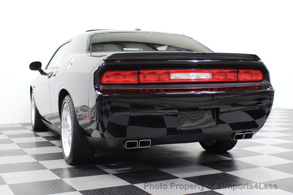 2013 Dodge Challenger CERTIFIED CHALLENGER R/T CLASSIC SUNROOF XENONS NAV - 18086122 - 61