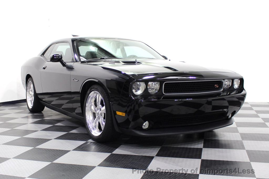2013 Dodge Challenger CERTIFIED CHALLENGER R/T CLASSIC SUNROOF XENONS NAV - 18086122 - 63