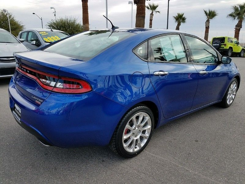 2013 Dodge Dart 4dr Sedan Limited - 17075408 - 4