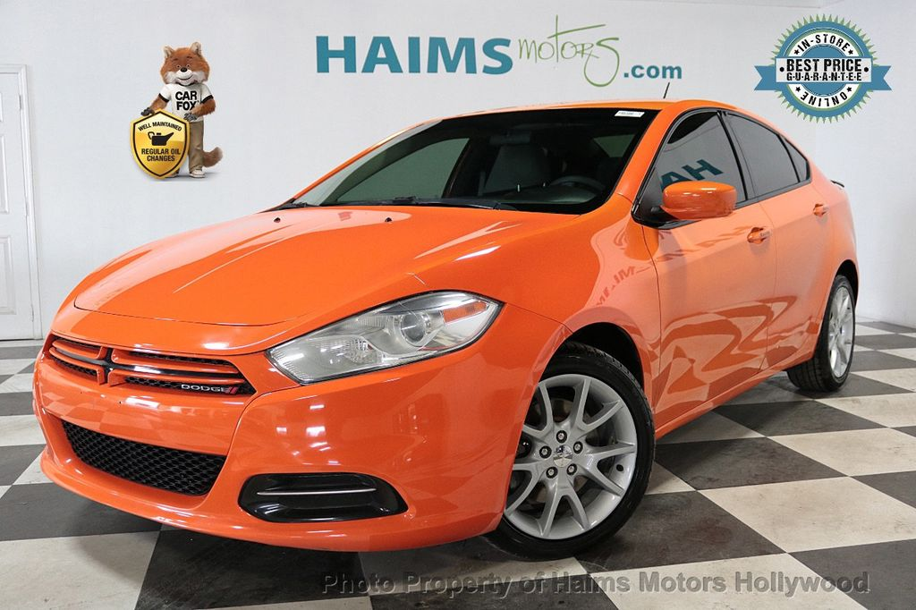2013 Dodge Dart 4dr Sedan SXT - 18319605 - 0