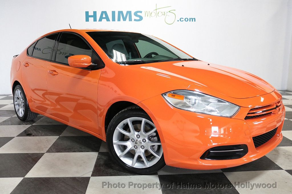 2013 Dodge Dart 4dr Sedan SXT - 18319605 - 3