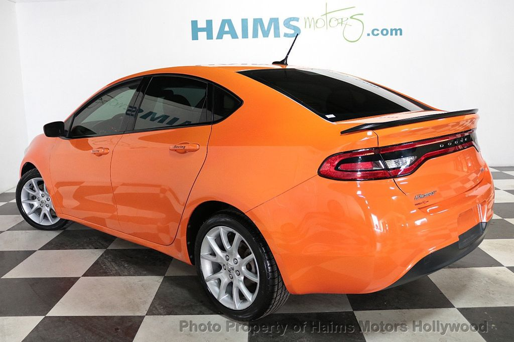 2013 Dodge Dart 4dr Sedan SXT - 18319605 - 4