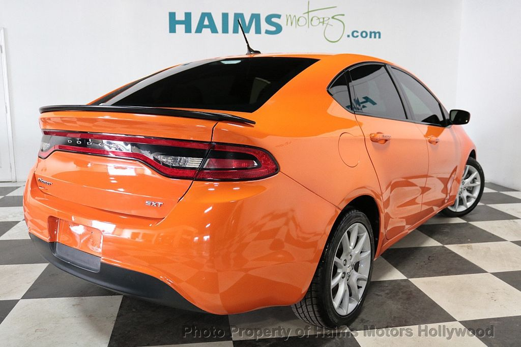 2013 Dodge Dart 4dr Sedan SXT - 18319605 - 6