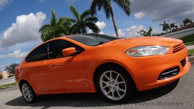 2013 Used Dodge Dart 4dr Sedan SXT at Peterson Motorcars Serving West Palm  Beach, FL, IID 19128130