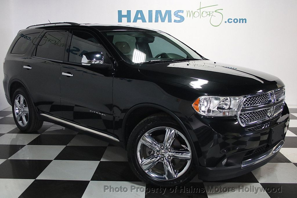 Dodge Durango Used >> 2013 Used Dodge Durango 2WD 4dr Citadel at Haims Motors Serving Fort Lauderdale, Hollywood ...
