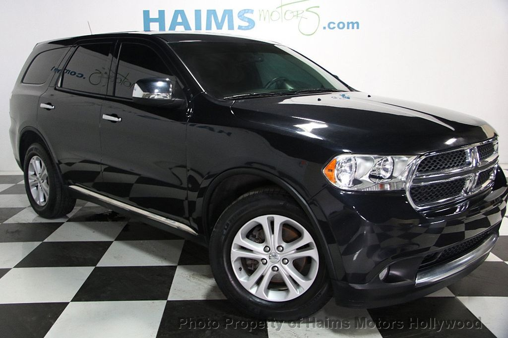 2013 used dodge durango 2wd 4dr sxt at haims motors serving fort lauderdale hollywood miami. Black Bedroom Furniture Sets. Home Design Ideas