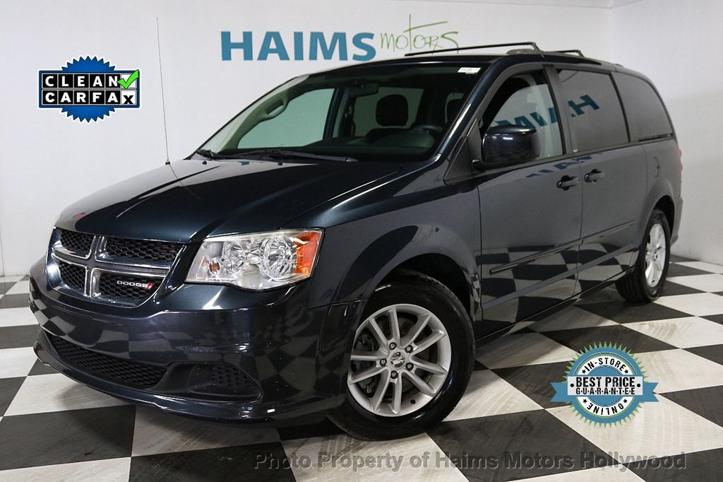 2013 Dodge Grand Caravan 4dr Wagon SXT - 18286912 - 0