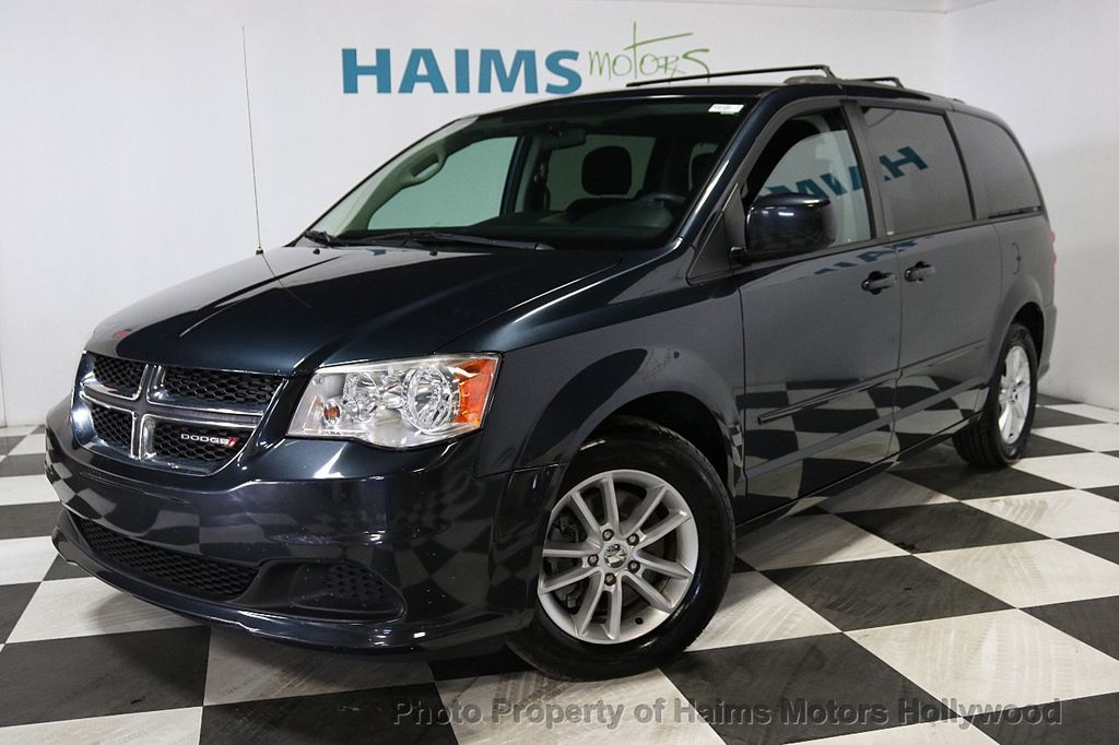 2013 Dodge Grand Caravan 4dr Wagon SXT - 18286912 - 1