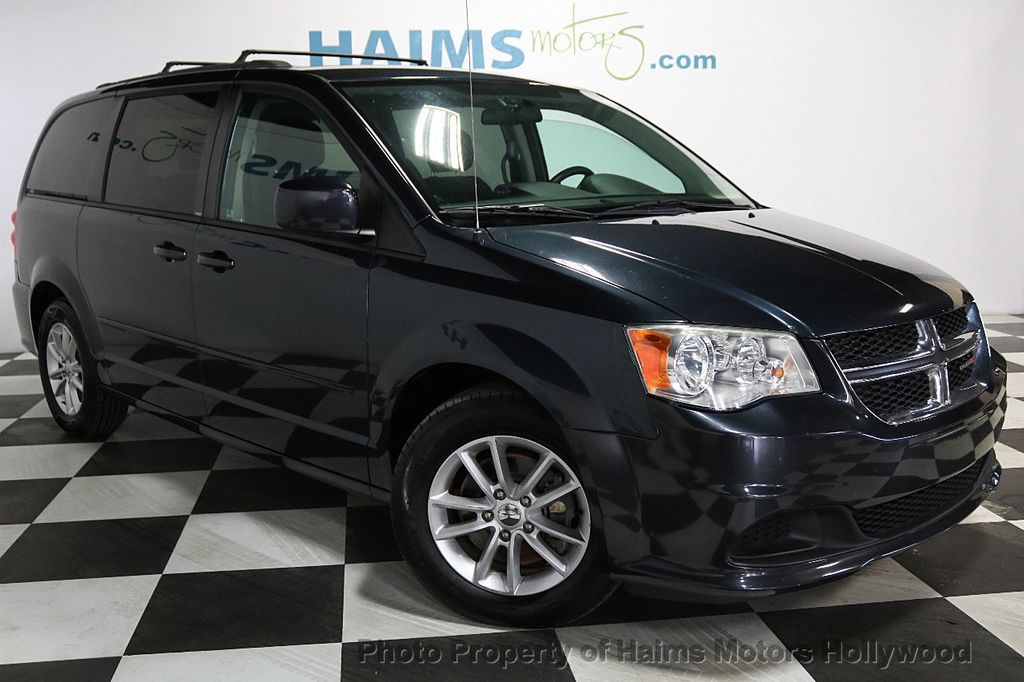 2013 Dodge Grand Caravan 4dr Wagon SXT - 18286912 - 3