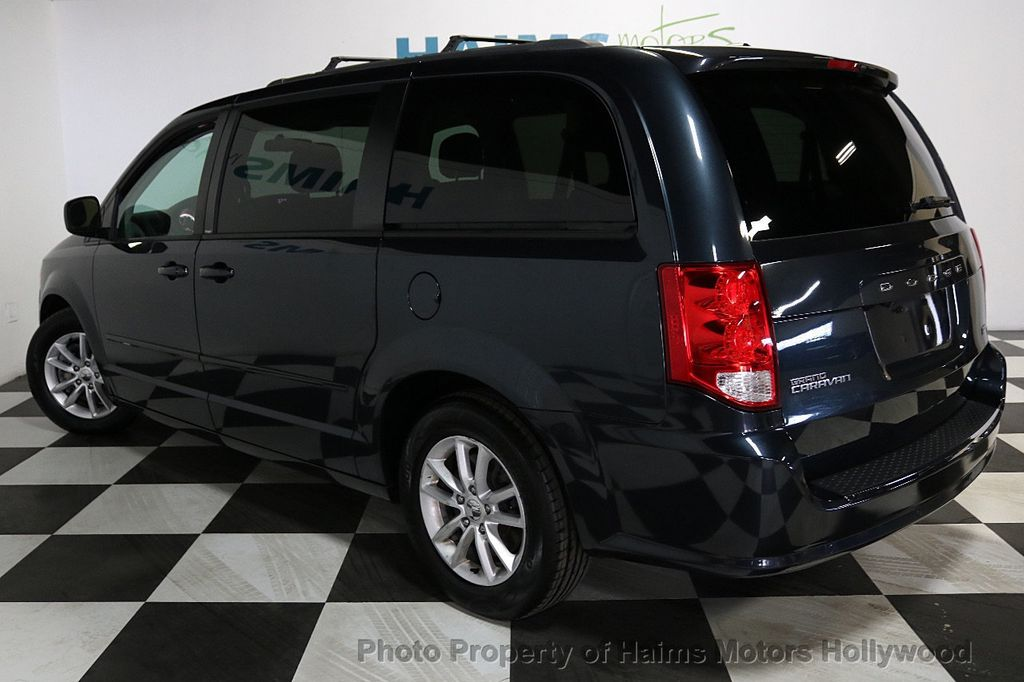 2013 Dodge Grand Caravan 4dr Wagon SXT - 18286912 - 4