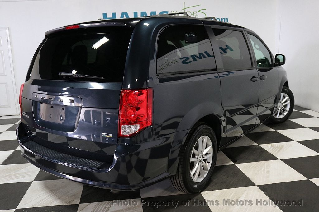 2013 Dodge Grand Caravan 4dr Wagon SXT - 18286912 - 6